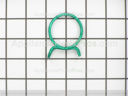 Frigidaire Pump Hose Clamp 131306234 from AppliancePartsPros.com