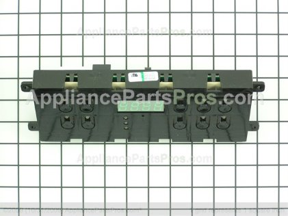 Frigidaire Clock 318184400 from AppliancePartsPros.com