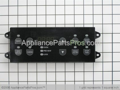 Frigidaire Clock 318185845 from AppliancePartsPros.com
