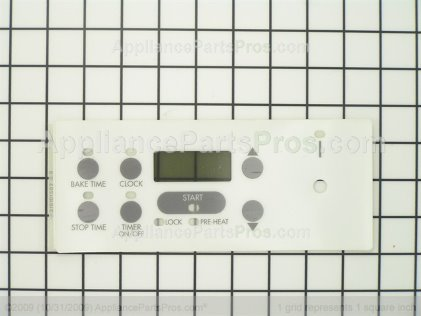 Frigidaire Clock 5304438884 from AppliancePartsPros.com