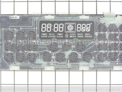 Frigidaire Clock/timer 316418708 from AppliancePartsPros.com