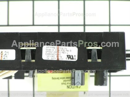 Frigidaire Clock/timer 316418750 from AppliancePartsPros.com