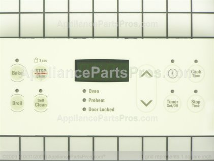 Frigidaire Clock/timer 318185448 from AppliancePartsPros.com