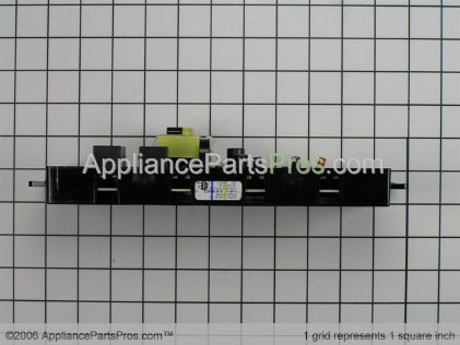 Frigidaire Clock/timer, Electronic , Black 318185431 from AppliancePartsPros.com