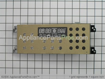 Frigidaire Clock/timer,eoc 316207600 from AppliancePartsPros.com