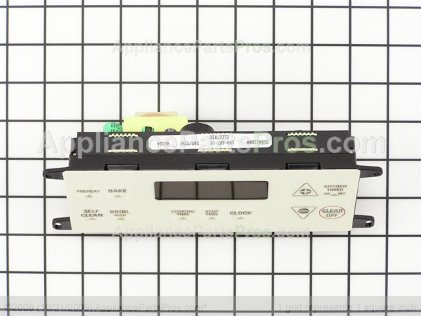 Frigidaire Clock/timer, Eoc , Almond 318012918 from AppliancePartsPros.com