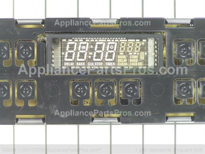 Frigidaire Clock/timer, Eoc, Almond, with Overlay 5303935110 from AppliancePartsPros.com