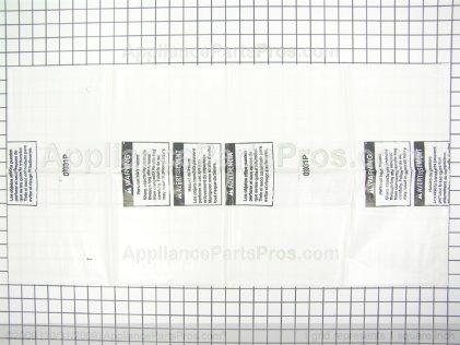 Frigidaire Compactor Bags 5303296400 from AppliancePartsPros.com