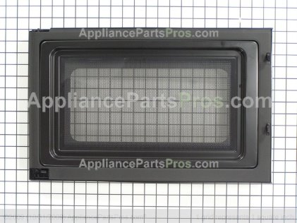 Frigidaire Complete Door Assembly, Stainless Steel 5304447862 from AppliancePartsPros.com
