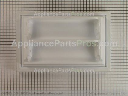 Frigidaire Complete Freezer Door Panel 240410201 from AppliancePartsPros.com