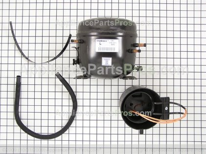 Frigidaire Compressor 5304428319 from AppliancePartsPros.com