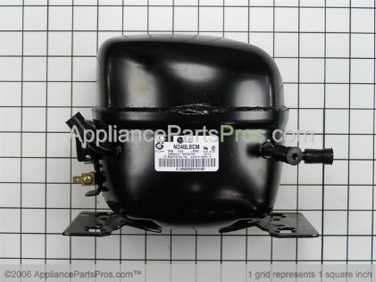 Frigidaire Compressor 5304443412 from AppliancePartsPros.com