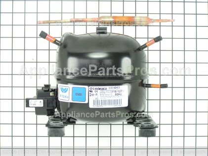 Frigidaire Compressor 5304464034 from AppliancePartsPros.com