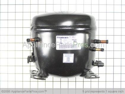 Frigidaire Compressor 5304476642 from AppliancePartsPros.com