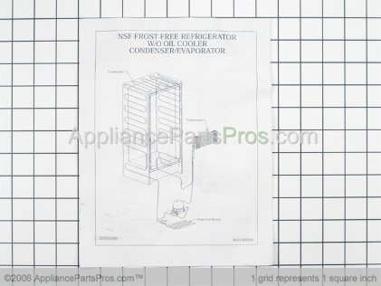 Frigidaire Compressor Kit 5304475100 from AppliancePartsPros.com