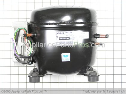 Frigidaire Compressor Kit 5304475104 from AppliancePartsPros.com