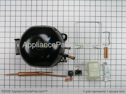 Frigidaire Compressor W/electricals 5304428314 from AppliancePartsPros.com