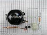Compressor W/electricals