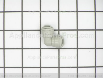 Frigidaire Connector-Water,straight 240545201 from AppliancePartsPros.com
