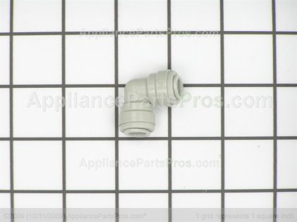 Frigidaire Water Tube Elbow 240545201 from AppliancePartsPros.com