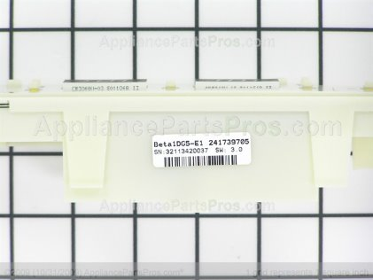 Frigidaire Control 241739705 from AppliancePartsPros.com