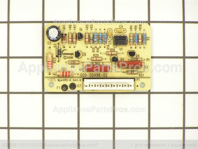 Frigidaire 134226600 control board for Frigidaire motor control board