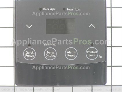 Frigidaire Control-Electronic 297366201 from AppliancePartsPros.com