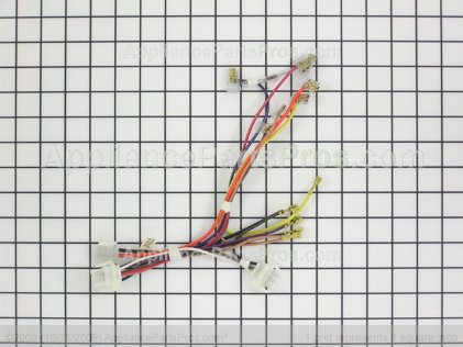 Frigidaire Control Harness 131662700 from AppliancePartsPros.com