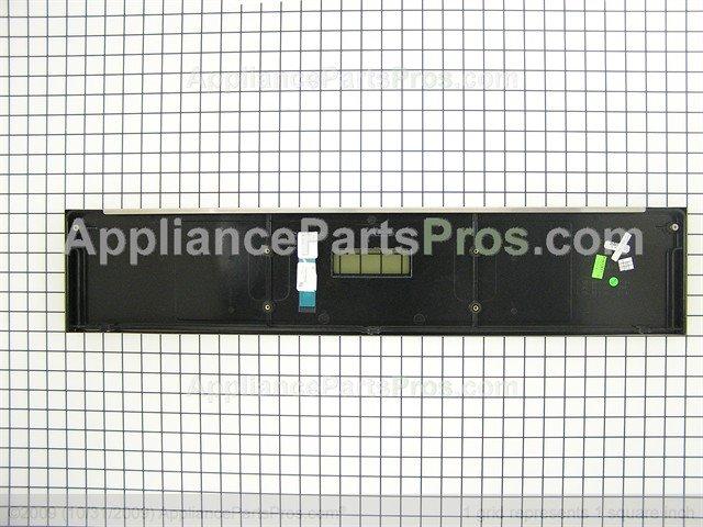 Frigidaire Dryer Frigidaire Dryer Control Panel
