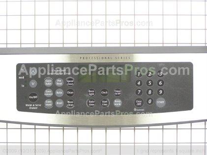 Frigidaire Control Panel Assem 318313830 from AppliancePartsPros.com