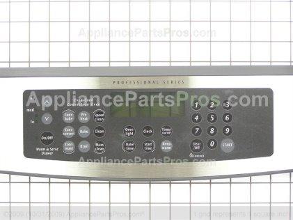 Frigidaire Control Panel Assem 318313830 from AppliancePartsPros.com