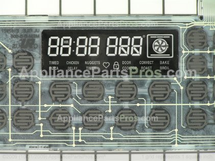 Frigidaire Controller 316560105 from AppliancePartsPros.com