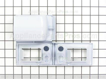 Frigidaire Cover 134638310 from AppliancePartsPros.com