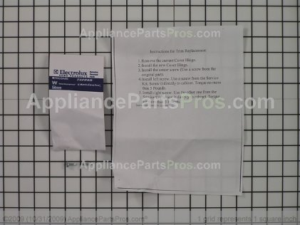 Frigidaire Cover-Hinge 5304467515 from AppliancePartsPros.com