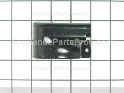 Frigidaire Cover-Lower Hinge, Black 218922706 from AppliancePartsPros.com