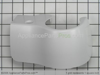 Frigidaire Cover-Water Filter 240376002 from AppliancePartsPros.com