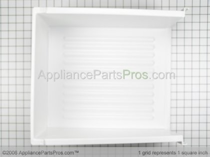 Frigidaire Crisper Bin 5303288971 from AppliancePartsPros.com