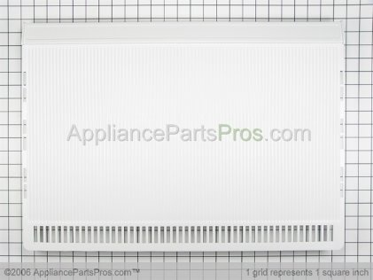 Frigidaire Crisper Cover 218314101 from AppliancePartsPros.com