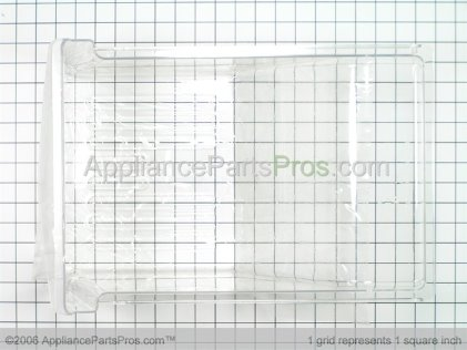 Frigidaire Crisper Pan 240337103 from AppliancePartsPros.com