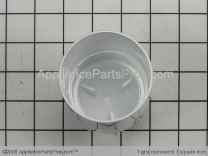 Frigidaire Water Filter Cover 240434401 from AppliancePartsPros.com