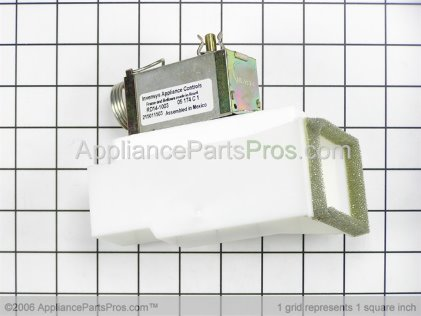 Frigidaire Damper Assy, W/seal 215011503 from AppliancePartsPros.com
