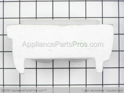 Frigidaire Deflector 241542001 from AppliancePartsPros.com