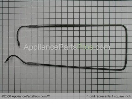 Frigidaire Defrost Heater 218169802 from AppliancePartsPros.com