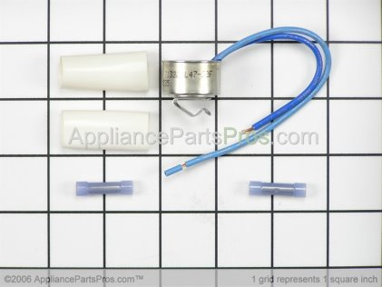 Frigidaire Defrost Thermostat 5303918202 from AppliancePartsPros.com