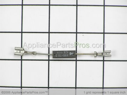 Frigidaire Diode 5303091303 from AppliancePartsPros.com