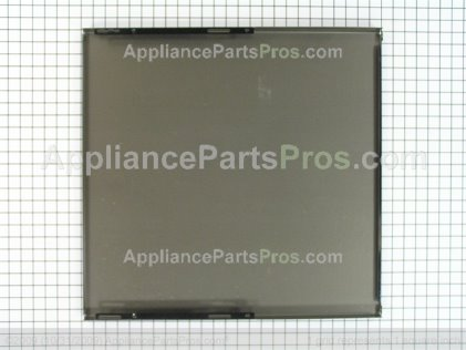 Frigidaire Dishwasher Door Panel, Black 154538303 from AppliancePartsPros.com