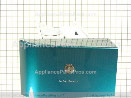 Frigidaire Dispenser Dwr Assy 137440414 from AppliancePartsPros.com