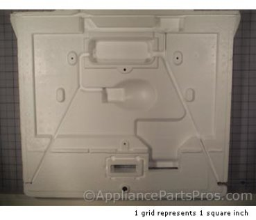 Frigidaire Divider 218872903 from AppliancePartsPros.com
