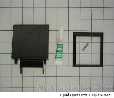 Frigidaire Door 5303916745 from AppliancePartsPros.com