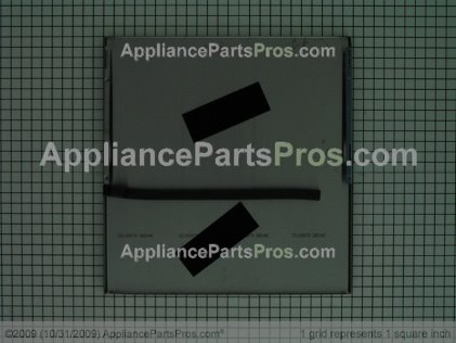 Frigidaire Door Assy 154597905 from AppliancePartsPros.com